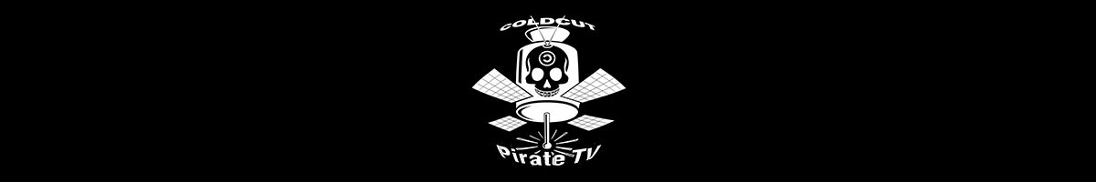 Pirate TV website banner